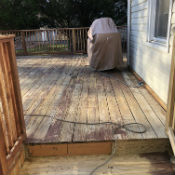 Deck Cleaning in Ramsey NJ